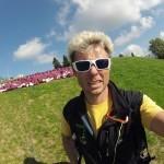 Fred guide de haute montagne - monteur de parapente - moniteur de ski