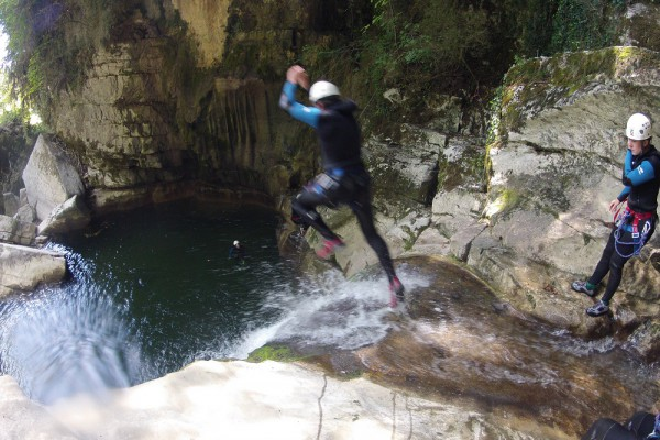 Canyon du Groin